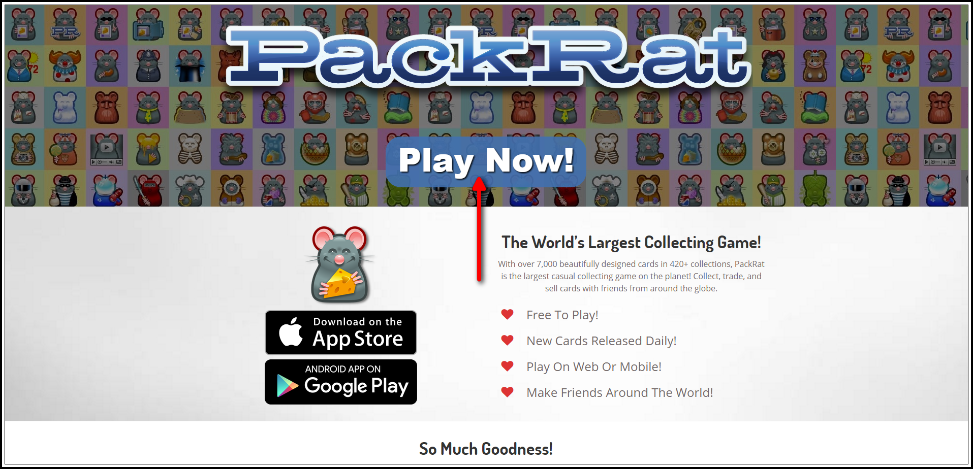 Playing PackRat: Quick Start Guide – HookBang
